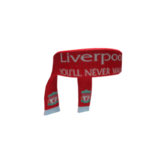 roblox liverpool scarf code