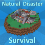 Natural Disaster Survival