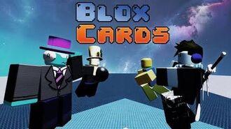 BLOXY 2018 Roblox Blox Card Trailer