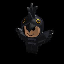 BLOXikin -20 Raven ROBLOXian