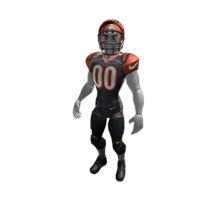 Cincinnati Bengals Uniform