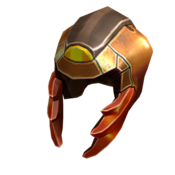 InsectZoids Fire Ant Champion Helmet