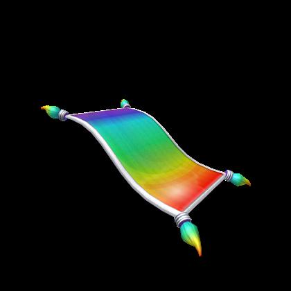 Rainbow Magic Carpet | Roblox Wikia | FANDOM powered by Wikia