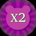 X2 Piggy Chance