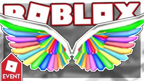 EVENT HOW TO GET THE RAINBOW WINGS OF IMAGINATION IN MAKE A CAKE Roblox