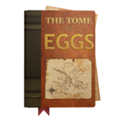 The Gigantic Tome of Eggs