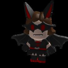 BLOXikin -17 Bat Girl ROBLOXian