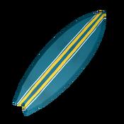 Surfboard for bigfood