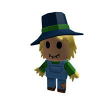 BLOXikin -25 Scarecrow