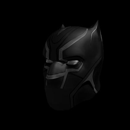 Black Panther S Mask Roblox Wikia Fandom