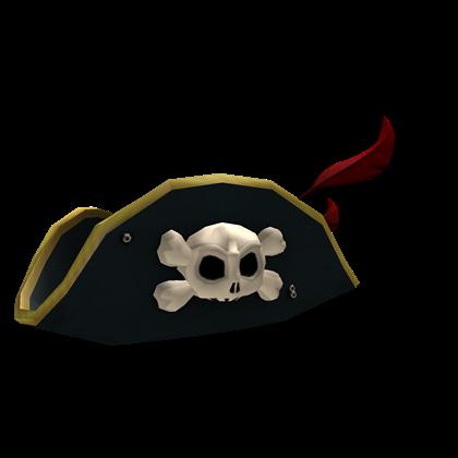 Image - Captain Barnacle Bones' Pirate Hat.png   Roblox ...  Image - Captain...