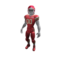 Kansas City Chiefs Uniform