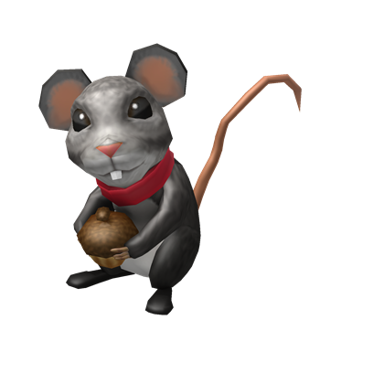 Shoulder Mouse Friend Roblox Wikia Fandom