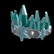 Snow Queen's Winter Crown
