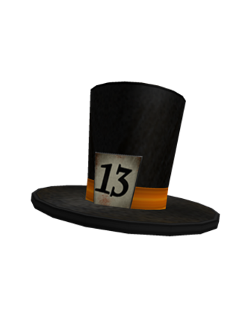 Friday The 13th Top Hat Roblox Wikia Fandom