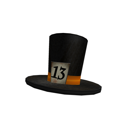 Friday the 13th Top Hat  daad675c3caf