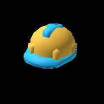 Builders Club Hard Hat