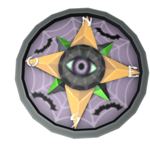 Monster Compass