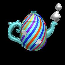 Teapot Egg