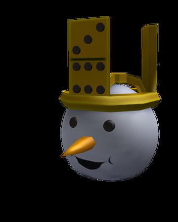 Winter Games 2014 Snowman Domino King Roblox Wikia Fandom