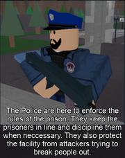 Police Goal