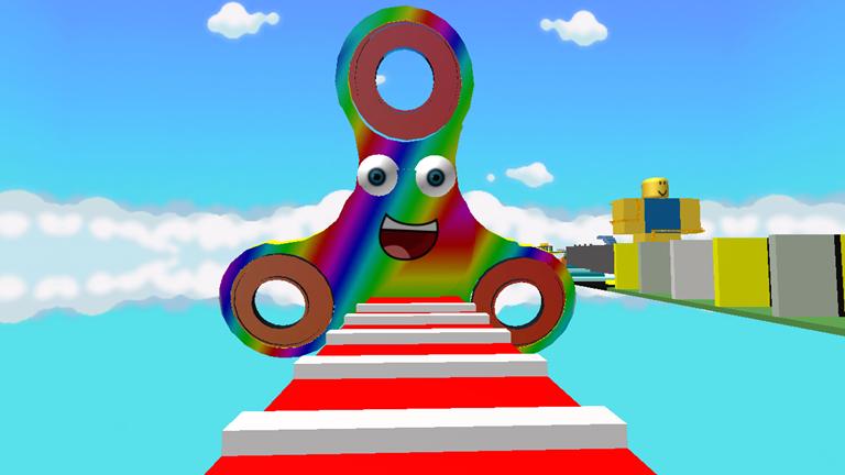 Escape The Fidget Spinner Obby Roblox Wikia Fandom