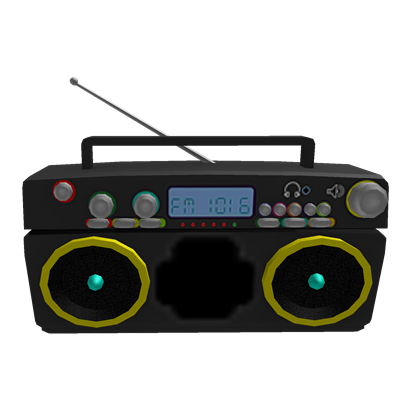 Catalogneon 80s boombox roblox wikia fandom powered by wikia neon 80s boombox publicscrutiny Images