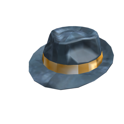 Bluesteel Fedora | Roblox Wikia | FANDOM powered by Wikia