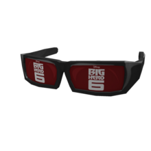 Big Hero 6 Glasses