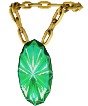 Giant Emerald Necklace