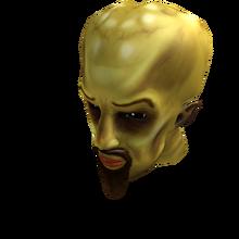 Maldark Mask - Level Up Prize
