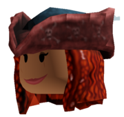 Pirate Hat and Head