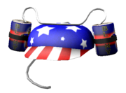 American Bloxy Cola Hat