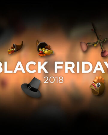 Leaked Black Friday Items Roblox 2019