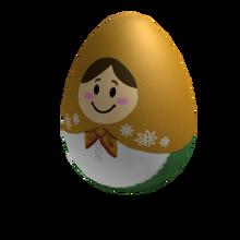 Lemon Nesting Egg