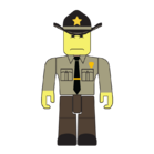 Neighborhood of ROBLOXIA Sheriff