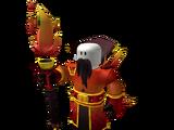 Nefarious Red Wizard