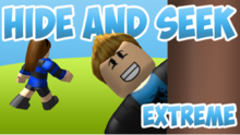Hide and Seek Extreme Thumbnail