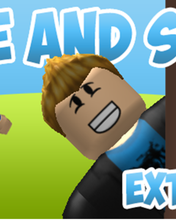 Hide And Seek Extreme Roblox Wikia Fandom