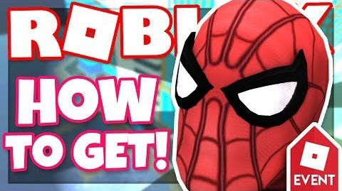 -EVENT- How to get SPIDER-MAN'S MASK - Roblox Heroes of Robloxia