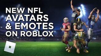 Roblox Limited-Time NFL-Themed Bundles and Emotes