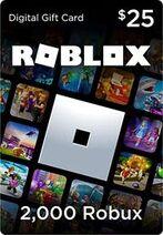 RobloxCard$25