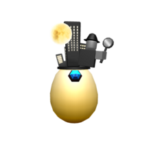 Hardboiled Minor Egg
