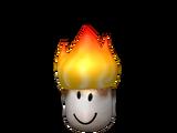 Marshmallow Head