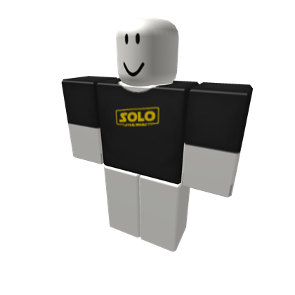 Catalog:Solo T-Shirt | Roblox Wikia | FANDOM powered by Wikia