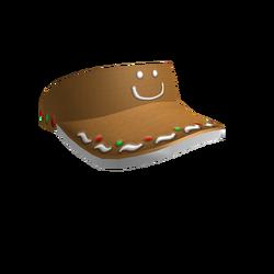 Gingerbread Visor