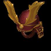 InsectZoids Moth General - Helmet