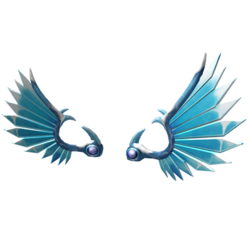 Majestic Ice Wings