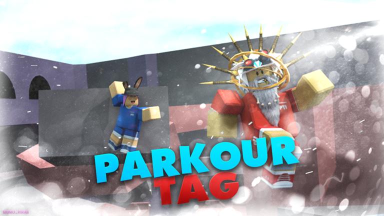Parkour Tag | Roblox Wikia | FANDOM powered by Wikia