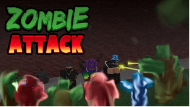 zombie attack roblox wikia fandom